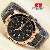 Review Jam Tangan Pria Swiss Army Sa11467 Rantai Terbaru Elegant Terbaru