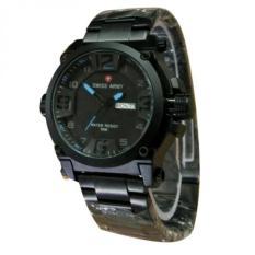 Top 10 Jam Tangan Pria Swiss Army Stainless Steel Sa7731Ab Rz Online