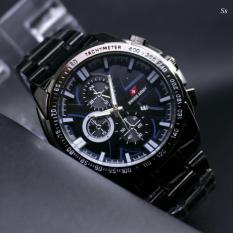 Jam tangan Pria - Tanggal aktif - chrono Off  - SWISS ARMY