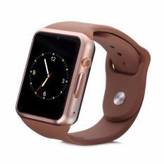 Toko Jam Tangan Smartphone Smart Watch Asli Smartwatch Huawei Sony Xiaomi Coklat Gold Lengkap Di Indonesia