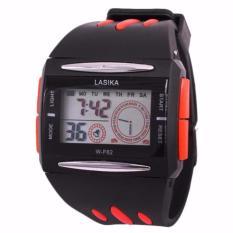 Jam Tangan Sport Pria Lasika W-F 62 Digital Unisex