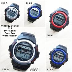 Jam Tangan Super Murah Vinergy Digital Z19