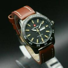 Beli Jam Tangan Swiss Army Original Sa 8040 Darkbrown Swiss Army Online