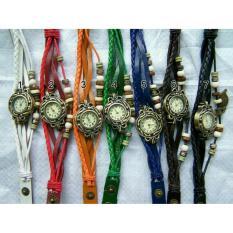 Jam Tangan Tali Gelang Tribal Vintage Etnik