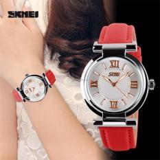 Harga Jam Tangan Pria Skmei Trendy Fashion Casual Watch Wanita 5 Warna Skmei Asli