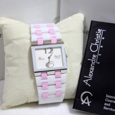 Promo Jam Tangan Wanita Alexandre Christie Ac 2182 Er Ceramic Akhir Tahun