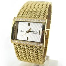 Ulasan Jam Tangan Wanita Alexandre Christie Ac2466 Gold