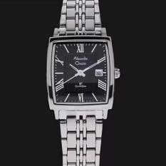 Jam Tangan Wanita - Alexandre Christie Original - AC 8512LSLBL - Classic Steel