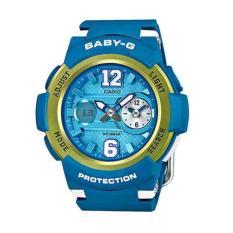 JAM TANGAN WANITA FASHION - CASIO BABY G - BGA 210-2B (BLUE)