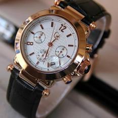 Jam tangan Wanita GC - Black