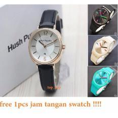 Toko Jam Tangan Wanita Model Fashion Elegan Hitam Ring Gold Jam Tangan Di Dki Jakarta