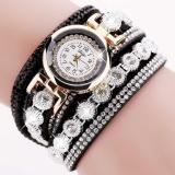 Beli Jam Tangan Wanita Model Gelang Rhinestone Dy038 Yang Bagus