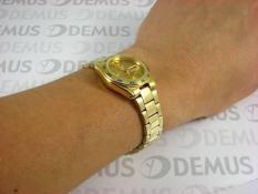 Jam Tangan Wanita Seiko SYMG44K1 / SYMG44 Gold Original & Bergaransi Comfortable TPCS