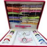 Spesifikasi Jam Tangan Wanita Since 1988 21 Tali 21 Ring 2 Jam Terbaik