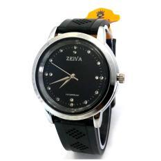 Jam tangan water ZEIVA full calerr Hitam