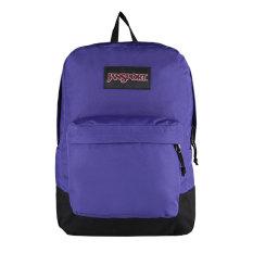 Jual Jansport Black Label Superbreak Violet Purple Jansport Original