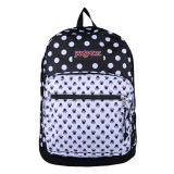 Harga Jansport Disney Right Pack Expression Minnie Black Polkadot Branded