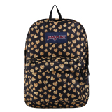 Spesifikasi Jansport Superbreak Backpack Glitter Hearts Dan Harganya