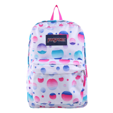 Harga Jansport Superbreak Backpack Ombre Dot Lengkap