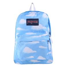 Harga Jansport Superbreak Backpack Partly Cloudy Termahal