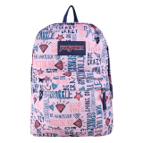 Ulasan Jansport Superbreak Backpack Shine On