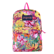 Beli Jansport Superbreak Backpack Tropical Mania Seken