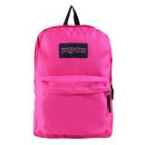 Review Jansport Superbreak Backpack Ultra Pink Di Indonesia