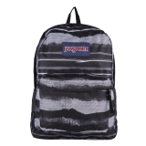 Harga Jansport Superbreak Multi Black Painted Stripes Murah