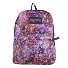 Jual Jansport Superbreak Multi Flower Explosion Branded