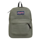 Situs Review Jansport Superbreak Tas Ransel Muted Green