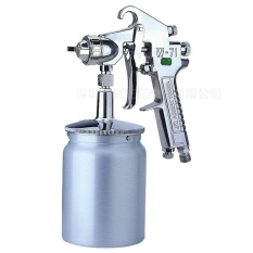 Jual Japanese W 71 Anest Iwata Spray High Pot Of Furniture On The Auto Spray Hvlp Car Paint Spray Tool Intl Oem Online