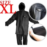 Diskon Jas Hujan Asv Versi 1 Kualitas No 1 Karet Pvc Full Rubber Tebal Sistem Press Original Waterproof Raincoat Asv Hitam Ukuran Xl Branded