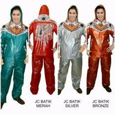Jas Hujan Batik Solo eRy
