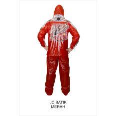 Jas Hujan Jaket Celana Batik Indoplast