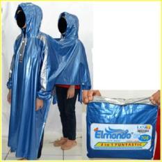 Harga Jas Hujan Ponco Kepala Dua Jas Hujan Batman Kepala Dua Bahan Karet Pvc Baru Murah