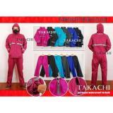 Spesifikasi Jas Hujan Premium Takachi Japan Original Paling Bagus