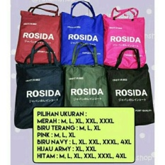 Jas Hujan Rosida Sporty type R882 Original ( ROSIDA R-882 SPORTY ) L PINK