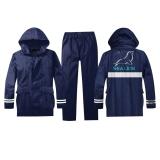 Jual Jas Hujan Sea Lion Jaket Celana B 01 Xl Navy Blue