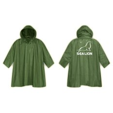 Jual Jas Hujan Sea Lion Ponco C01 Xl Army Green Murah Di Indonesia