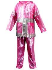 Tiger Head Jas Hujan Setelan The Best - Raincoat Dewasa Jaket Celana Pria Wanita Murah -