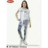 Promo Jas Hujan Transparan Setelan Baju Celana Di Dki Jakarta