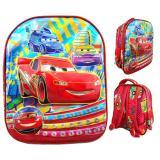 Jual Jcf Cars 6Dimensi Timbul Import Tas Ransel Anak Sekolah Tk Antik