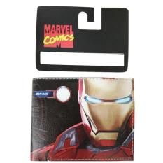 Jual Jcf Dompet Anak Laki Fashion Branded Pu Leather Import Lipat Bagus Ironman Branded Original
