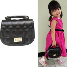 Beli Jcf Premium Tas Branded Anak Fashion Audrey Sling Bag Import Black Online Indonesia