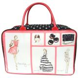 Harga Jcf Tas Anak Dan Dewasa Fashion Travel Bag Kanvas Kotak Premium Fashionable And Chic Girls Dan Spesifikasinya