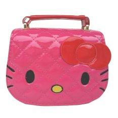 Harga Jcf Tas Anak Branded Fashion Helo Kiti Kids Sling Bag Import Pink Fanta Jawa Barat
