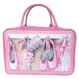 Toko Jcf Tas Anak Perempuan Dan Wanita Fashion Travel Bag Branded Kanvas Kotak Premium Ballerina Pink Lengkap Indonesia