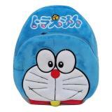 Jual Jcf Tas Anak Ransel Boneka 2 Restleting Import Yelvo Halus Doraemon Ori