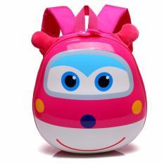 Jual Jcf Tas Ransel Anak Sekolah Pg Playgroup Tk Import Telor Super Wings Pink Jcf Asli