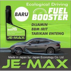 Je-Max fuel Booster 25ml - BBM Irit, Tarikan Enteng